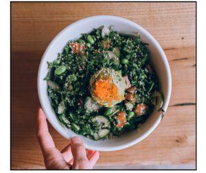 Gezond eten op tafel zetten