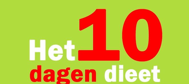 Het 10 dagen dieet